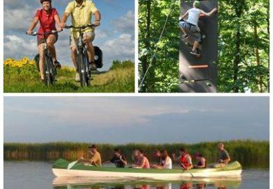 Aktiver Urlaub in Sopron und seiner Umgebung